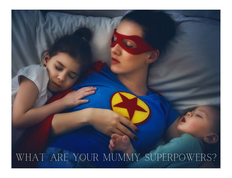 mummy superpowers